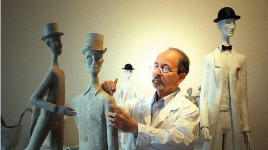 michel mazet sculpteur
